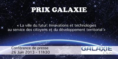 Conférence de presse : Prix Galaxie 2013 le 26 Juin dès 11h30 à La Cantine Toulouse | La Cantine Toulouse | Scoop.it