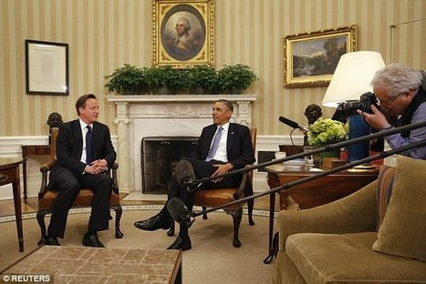 Crack down on internet giants, PM to tell Obama | Occupy Your Voice! Mulit-Media News and Net Neutrality Too | Scoop.it