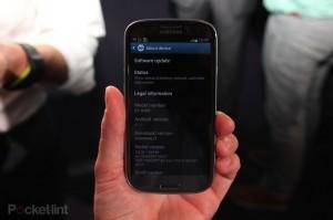 Galaxy S3 : Android 4.1.2 en décembre   Galaxy S2   Réseaux sociaux et applications mobiles   Scoop.it