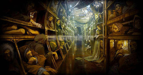 Snowpiercer Concept Art Hints at Breakout Sci-Fi Spectacle | Underwire | Wired.com | I want more science fiction | Scoop.it