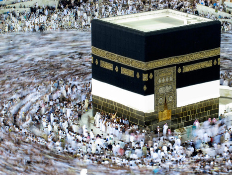 Religious Pilgrimage: the Hajj | StephanieCGeog400 | Scoop.it