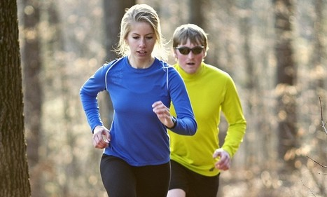 Women may one day be faster at long distance running than men, predict experts - Daily Mail | Running | Scoop.it