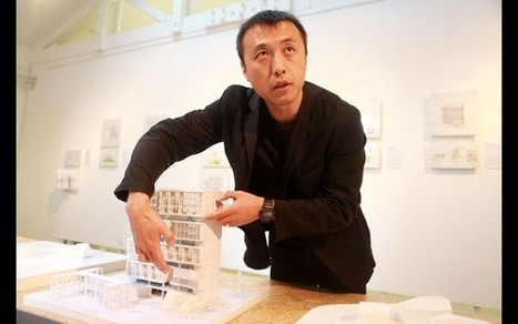 A skyline all their own... 'What is Chinese architecture?' | The Architecture of the City | Scoop.it