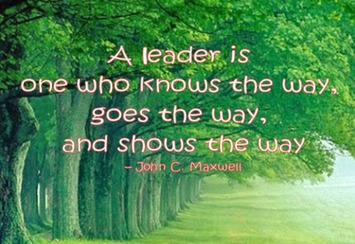 Four qualities of an inspiring leader | Coaching Leaders | Scoop.it