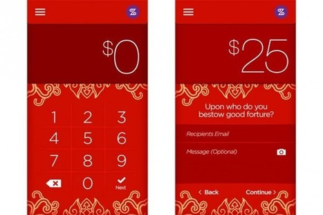 Silicon Valley Startup Reinvents an Ancient Tradition: The Red Envelope | #Technology | Scoop.it