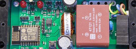 ESP8266 Mains Energy Monitor | Arduino, Netduino, Rasperry Pi! | Scoop.it