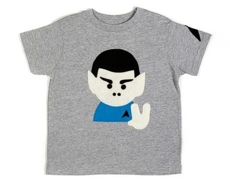 Geek-tastic babies, your wardrobe awaits.   Childrens Style   Scoop.it