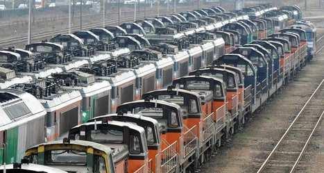 Fret ferroviaire : un plan de relance qui porte mal son nom | great buzzness | Scoop.it