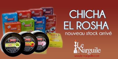Herbes El Rosha Pour Chicha( Narguilé ,shisha).,herbes - le-narguile.com   Le-narguile.com   Scoop.it
