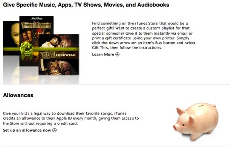 How to Set Up an iTunes Allowance | Mac|Life | Edtech PK-12 | Scoop.it