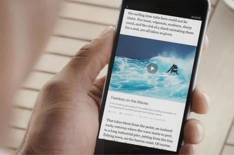 Publishers Willing to Give Facebook Their Articles, but Not Their Ad Sales | New Journalism | Scoop.it
