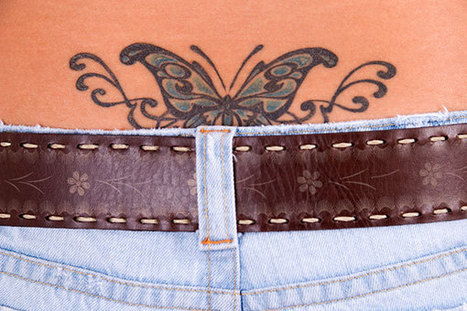 Study: Men More Likely to Approach Women With Lower-Back Tattoos | All About Tattoo Designs and Tips | Scoop.it