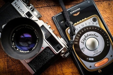 About Photography: Useful photography apps for your Android smart phone | Photography - Fuji X, Nikon, Leica, technique | Scoop.it
