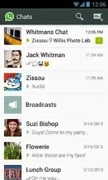 WhatsApp Messenger - Central Of Apk | Android Games Apps | Scoop.it