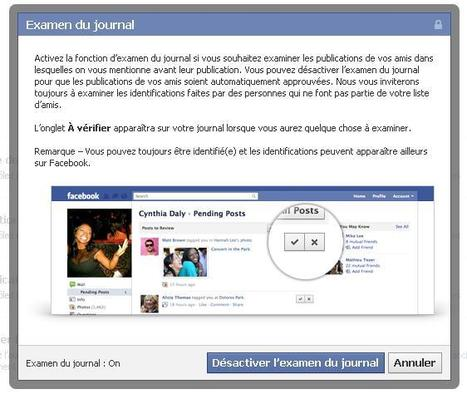 De l'art de bien configurer Facebook | Misc Techno | Scoop.it