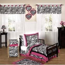 Zebra Bedding For Girls | Bedroom Decor | Scoop.it