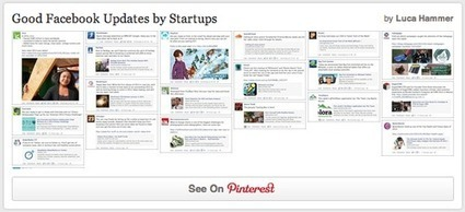 How to Write Good Facebook Updates as a Startup   Lean Content Marketing   Scoop.it