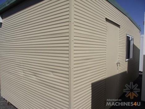 Gb Mcgregor 6.0M x 3.0M Site Office SC54 | Farm Machinery | Scoop.it