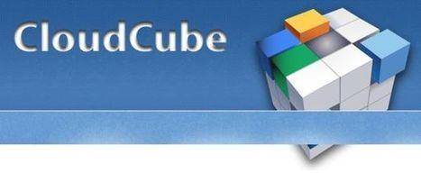 CloudCube, gestiona varios servicios de almacenamiento en la nube desde una misma aplicación [Android]   Recull diari   Scoop.it