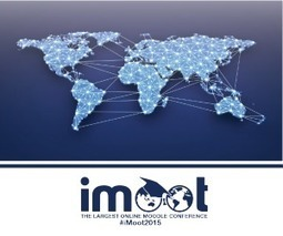 iMoot 2015: the largest online Moodle conference | Infographics | Scoop.it