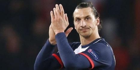 """Zlatan : """"Pas besoin du Ballon d'Or, je suis le meilleur""""   La revue de presse des élèves de 2nde-Semaine B   Scoop.it"""