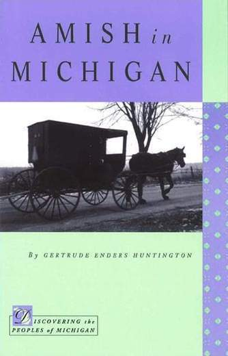 Michigan Bookshelf: 'Amish in Michigan' - HollandSentinel.com | mindset | Scoop.it