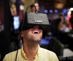 Oculus Rift at SXSW: is virtual reality the Holy Grail of gaming? | Video Games Design | Scoop.it