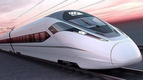 Brasil | Propostas para trem-bala vão de BRL 74 mi a BRL 119 mi | Notícias-Ferroviárias Português | Scoop.it