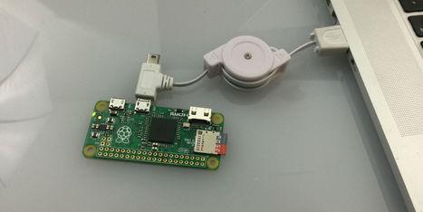 Comment pirater un ordinateur en une minute avec un gadget à 5 euros   Raspberry pi   Scoop.it