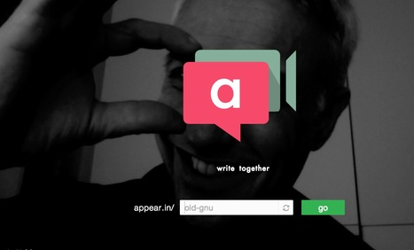 P2P Video Group Chat and Screen-Sharing on Chrome and Firefox with appear.in | Online Collaboration Tools | Scoop.it