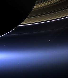 NASA reveals Earth's portrait taken from deep space | Nerd Vittles Daily Dump | Scoop.it