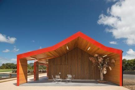 Australian Garden Shelters by BKK Architects | sustainable architecture | Scoop.it