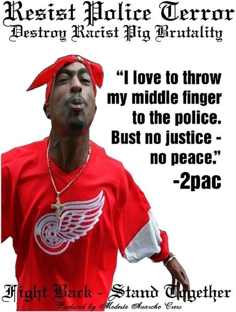 Tupac Uncensored: The Lost Prison Tapes | Juvenile Defendants | Scoop.it