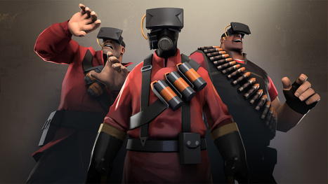 Apparently, Virtual Reality In Team Fortress 2 Can Be Very Intense | Immersive Virtual Reality | Scoop.it