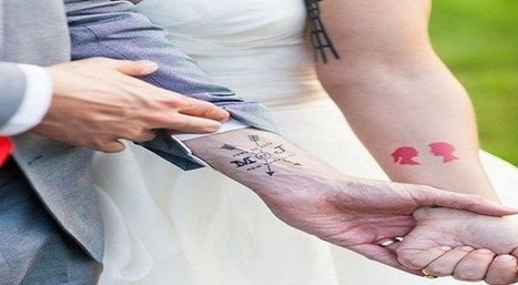 Romantic Tattoos   Tattoo designs   Scoop.it