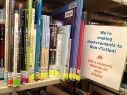 "Reorganizing Non-fiction: A Dewey Hybrid Model | ALSC Blog | Buffy Hamilton's Unquiet Commonplace ""Book"" 