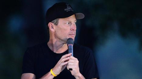 Lance Armstrong officiellement visé par une plainte du ministère américain de la Justice | All Geekeries, Fashioneries & Sporties | Scoop.it