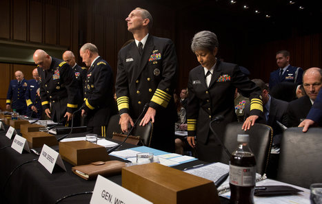 Joint Chiefs' Testimony on Sexual Assault Dismays Senators | Web Sammich | Scoop.it