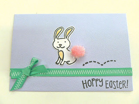 Ideas and Inspirations: Crankin' Out Crafts Episode 226 - Happy Easter Card | Stamping | Scoop.it