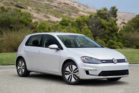 Volkswagen: 186-Mile e-Golf Will Launch End Of This Year Or Early Next | Business Video Directory | Scoop.it