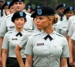 Women Serving in Combat Positions Is a Batty Idea | Kameron-Current Issues | Scoop.it