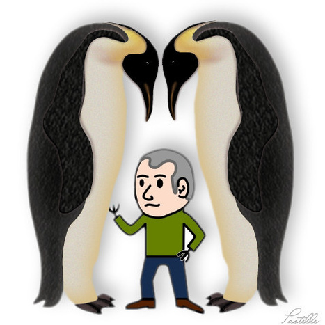 PenguinZophren-et-Olivier | The Blog's Revue by OlivierSC | Scoop.it