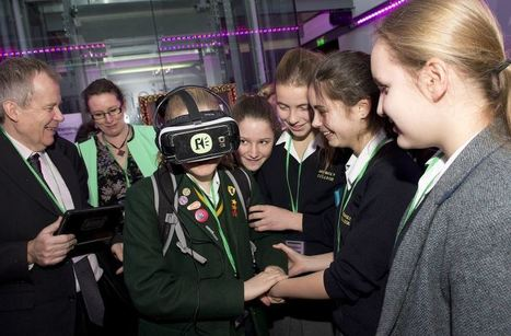 Minecraft, coding & role models: How to get girls excited about STEM | STEM Connections | Scoop.it