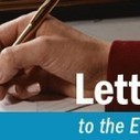 Letter: Latin is beneficial in learning other languages | Wilton Bulletin | iBook Author | Scoop.it
