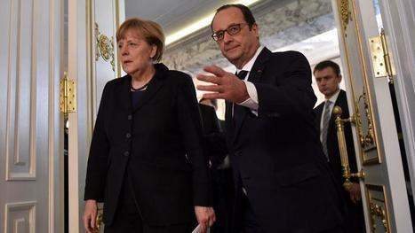 Ukraine : Berlin et Paris s'accrochent à leurs accords de Minsk | Vocalises internationales | Scoop.it