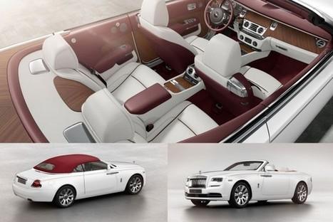 La 1ère Rolls-Royce Dawn vendue 750.000 dollars | Auto , mécaniques et sport automobiles | Scoop.it