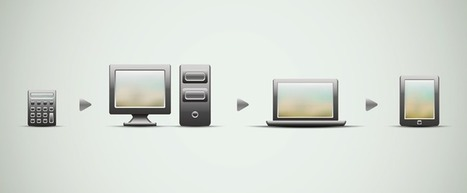 8 Years, 4 Major Trends: The Evolution of Websites From 2007 to Now | B2B Marketing and PR | Scoop.it