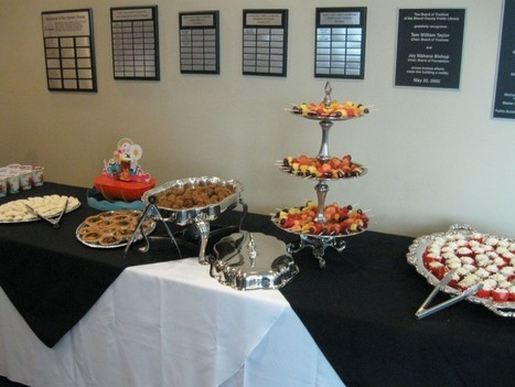Blount County Library | First Fruits Catering | Libraries in Demand | Scoop.it