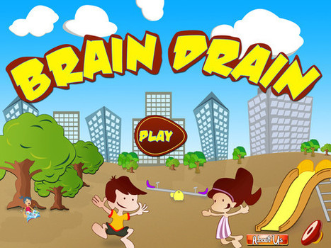 New Puzzle Game Release By Permeative - Brain Drain HD | Best Smart Apps & Games for iDevice | Scoop.it