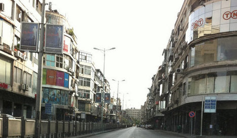 """Good Morning Damascus"": ""Je suis vivant..."" - Paris Match   nike shox i like   Scoop.it"